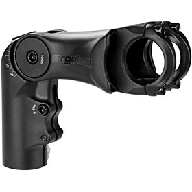 "XLC Ergotec A-Head Integra-B Vorbau Ø31,8mm 1/8"" schwarz"